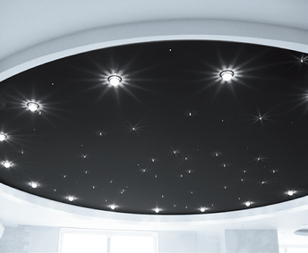 Stars Stretch Ceiling Vancouver
