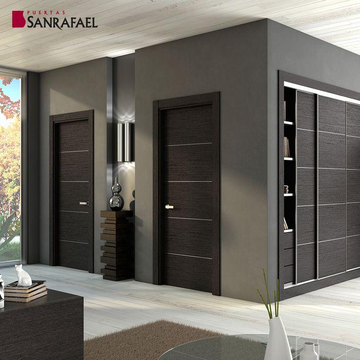 Modern interior doors vancouver 39 s contemporary door - Puertas modernas de interior ...
