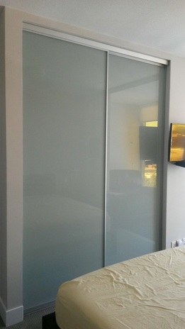 Glass Closet Door Vancouver