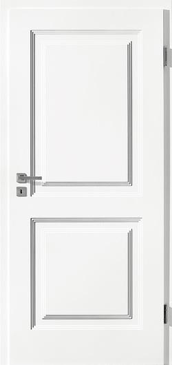Modern White Interior Doors. Interior Door Finesse 20 Modern White Doors G