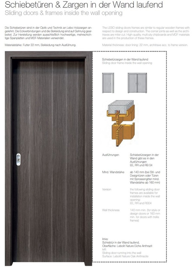 Charmant Sliding Pocket Door Vancouver