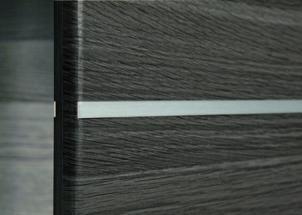 Interior Doors - Metal Inlays - Modern Interior Doors ...