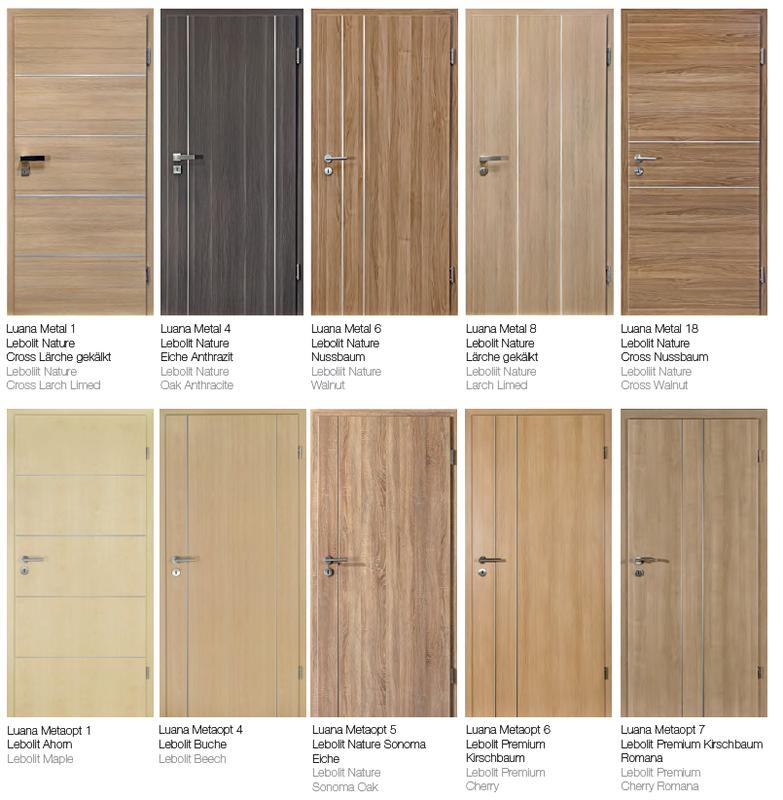 Modern Metal Inlay Doors Vancouver Canada & Modern Interior Doors - Vancouver\u0027s Contemporary Door Experts - Blog ...